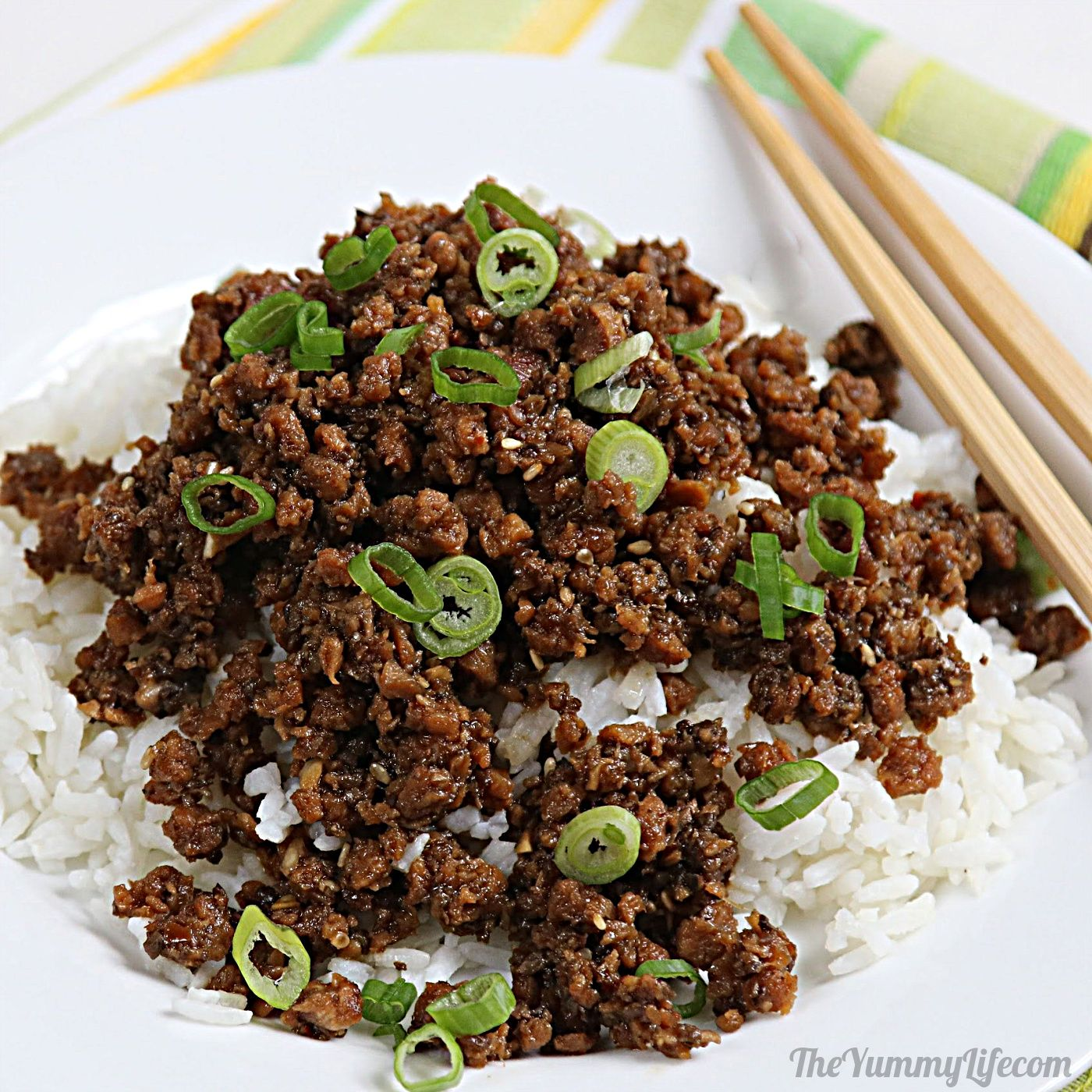 Vegan Korean Bulgogi