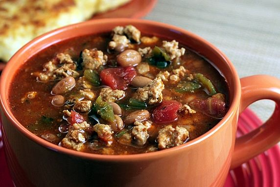 This tasty chili recipe is as easy as it gets.