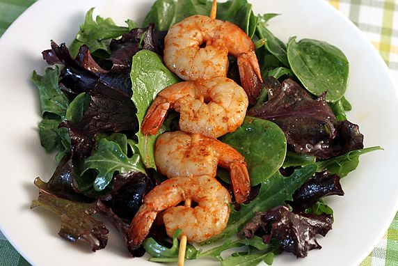 These easy, tasty shrimp are so versatile and can be served hot, cold, or at room temperature. Try them on salad, in tacos, or as an appetizer.