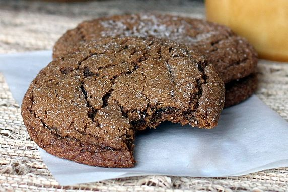 These tried-and-true old fashioned cookies are a family favorite. They're slightly crispy on the outside, and soft & chewy on the inside--just like Grandma used to make!