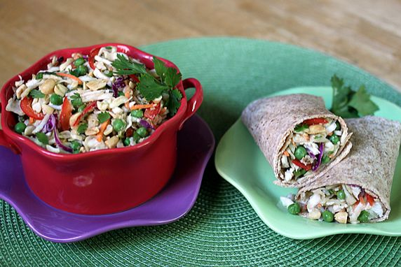 Eat as a healthy main dish, side salad or wrap. Vegan and gluten-free friendly, too. Great for make-ahead, grab-and-go lunches & picnics, too.