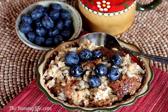 This whole grain hot cereal is the healthiest oatmeal of them all.
