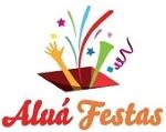 Logo Aluá Festas