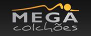Logo Mega Colchões