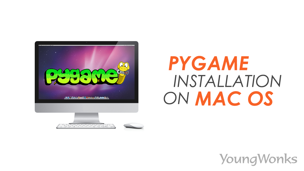 Download pygame for mac