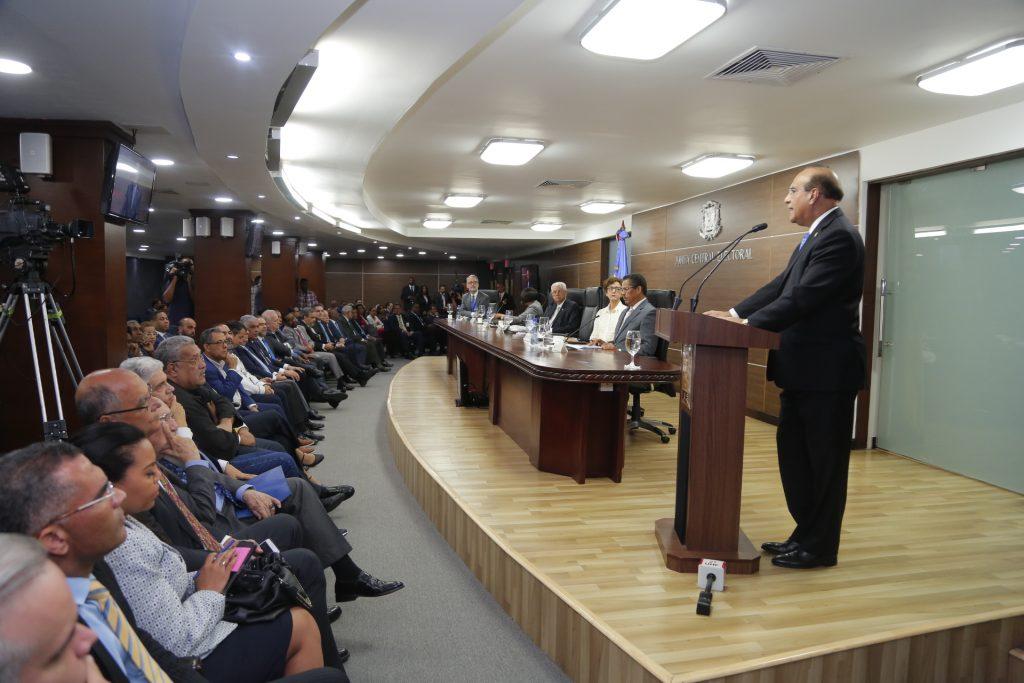 Calendario Elecciones 2020.Jce Presenta Calendario De Actividades Y Plazos Legales Para