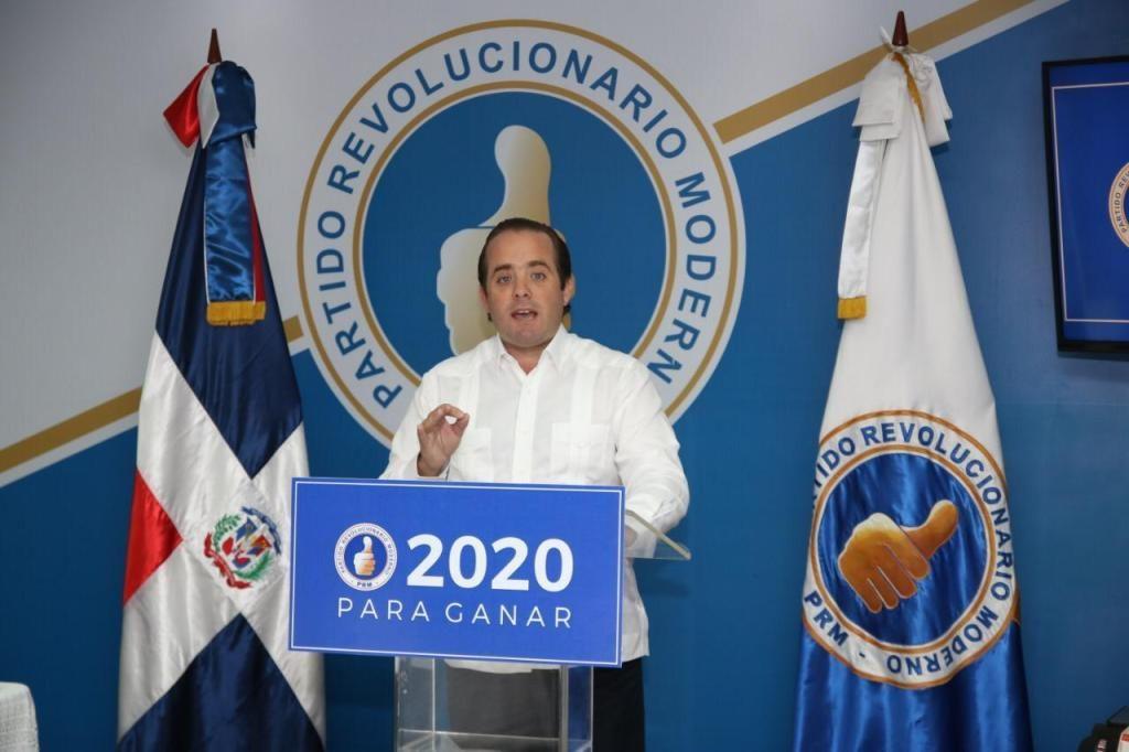 Resultado de imagen para José Ignacio Paliza, prm