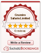 Reviews about Cruzeiro Safaris Limited