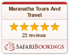 Reviews about Maranatha Tours And Travel