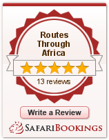 Reviews about Routes Through Africa