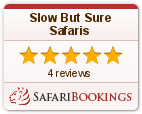 Reviews about Slow But Sure Safaris