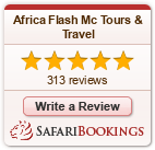 Reviews about Africa Flash Mc Tours & Travel
