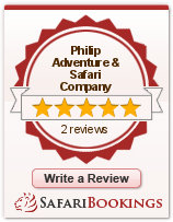 Reviews about Philip Adventure & Safari Company