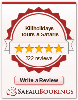 Reviews about Kiliholidays Tours & Safaris Africa