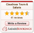 Reviews about Claudious Tours & Safaris