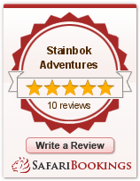 Reviews about Stainbok Adventures