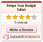 Reviews about Kenya Tour Budget Safari