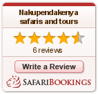 Reviews about Nakupendakenya safaris and tours