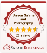 Reviews about Unison Safaris and Photography