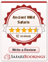 Reviews about Ancient Wild Safaris