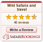 Reviews about Wild Safaris and travel