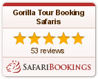 Reviews about Gorilla Tour Booking Safaris