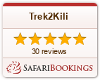 Reviews about Trek2Kili