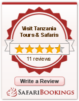 Reviews about Visit Tanzania Tours & Safaris