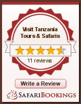 Reviews about Visit Tanzania Tours & Safaris
