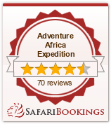 Reviews about Adventure Africa Expedition
