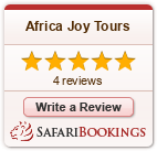 Reviews about Africa Joy Tours