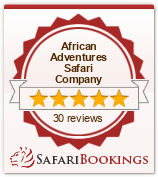 Reviews about African Adventures Safari Company