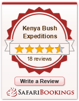 Reviews about Kenya Bush Expeditions