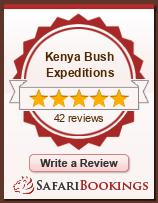 Reviews about Kenya Bush Expeditions