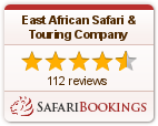 Reviews about East African Safari & Touring Company