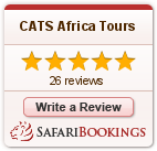 Reviews about CATS Africa Tours
