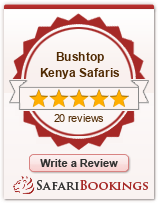 Reviews about Bushtop Kenya Safaris