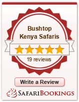 Reviews about Bushtop Kenya Safaris