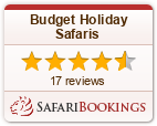 Reviews about Budget Holiday Safaris