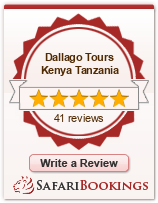 Reviews about Dallago Tours Kenya Tanzania Ltd