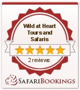 Reviews about Wild at Heart Tours and Safaris