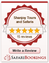Reviews about Shanjoy Tours and Safaris (Ltd)