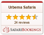 Reviews about Urbema Safaris