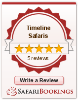 Reviews about Timeline Safaris