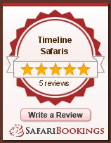 Reviews about Timeline Safaris