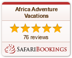 Reviews about Africa Adventure Vacations