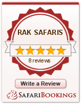 Reviews about RAK SAFARIS