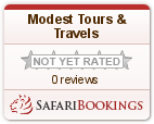 Reviews about Modest Tours & Travels