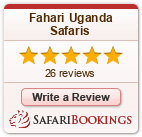 Reviews about Fahari Uganda Safaris