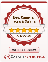 Reviews about Best Camping Tours & Safari